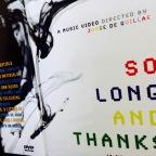 """Primera selección internacional de """"So Long and Thanks"""""""