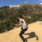 Londres, cortometraje y Los Angeles