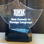 """Premio En EEUU para la serie """"¡Tócate!"""